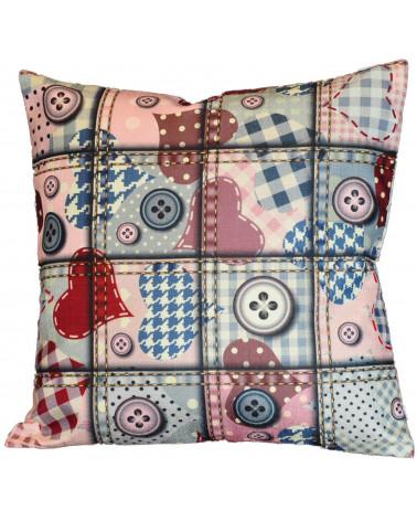 Poszewka dekoracyjna na poduszkę 45x45 PWG4