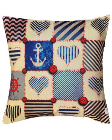 Poszewka dekoracyjna na poduszkę 45x45 PWG9