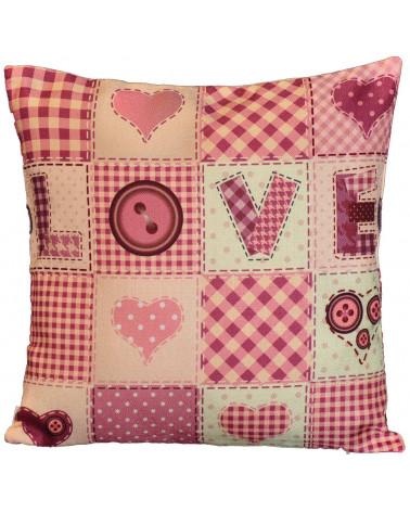 Poszewka dekoracyjna na poduszkę 45x45 PWG12