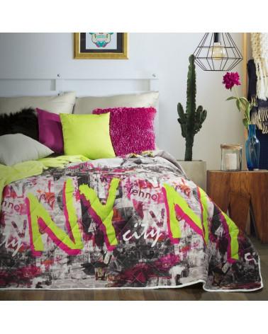 Narzuta na łóżko młodziezowa 170x210 EMPIRE Eurofirany Narzuta młodziezowa na łóżko EMPIRE Eurofirany 170x210