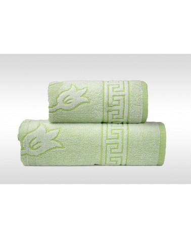 Ręcznik  GRENO FLORA 2 Zielony