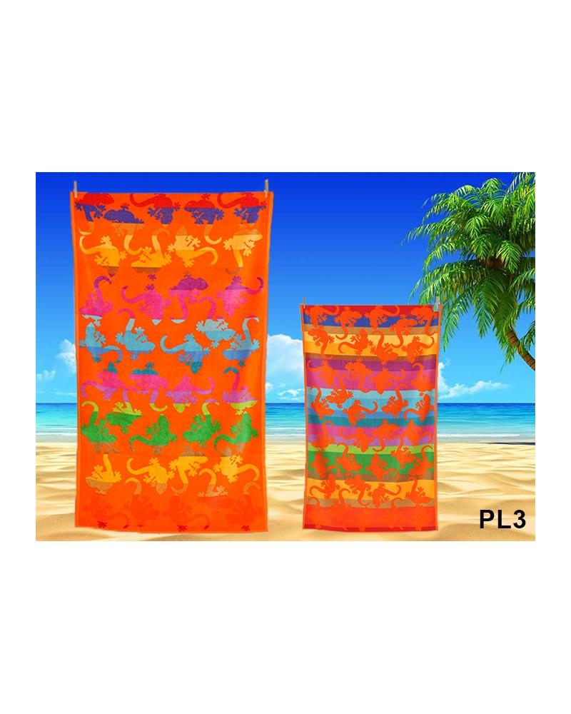 Ręcznik plażowy, kąpielowy bawełna egipska Ręcznik plażowy, kąpielowy PL3