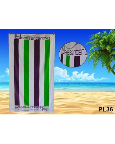 Ręcznik plażowy kąpielowy 90x170 bawełna egipska Ręcznik plażowy, kąpielowy PL36