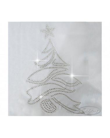 Obrus świąteczny 85x85 ANGIE Eurofirany  OBRUS ŚWIĄTECZNY ANGIE EUROFIRANY