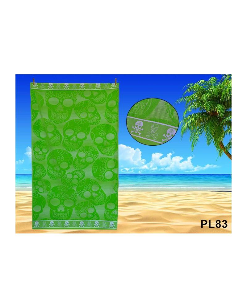 Ręcznik plażowy kąpielowy 90x170 bawełna egipska Ręcznik plażowy, kąpielowy PL83