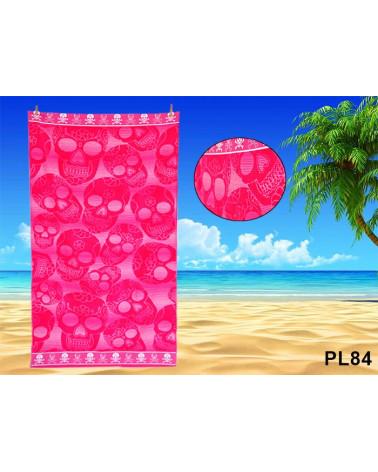 Ręcznik plażowy kąpielowy 90x170 bawełna egipska PL84 Ręcznik plażowy kąpielowy 90x170 bawełna egipska PL84