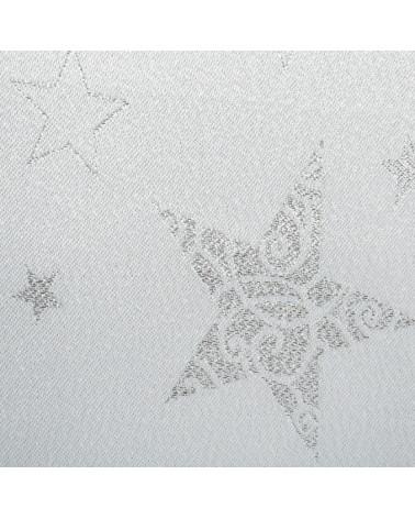 Obrus świąteczny 140x180 BLINK 3 Eurofirany  BIEŻNIK ŚWIĄTECZNY BLINK 3 EUROFIRANY