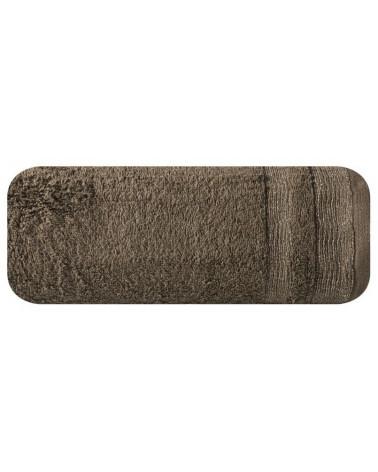 Ręcznik  KERI frotte 500g/m2 Eurofirany Brąz