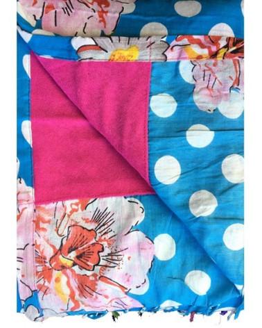 Kolorowe pareo 2w1 Chusta, Ręcznik