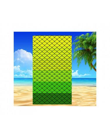 Ręcznik plażowy 90x170 kąpielowy bawełna egipska PL417