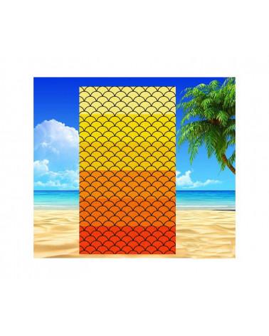 Ręcznik plażowy 90x170 kąpielowy bawełna egipska PL420