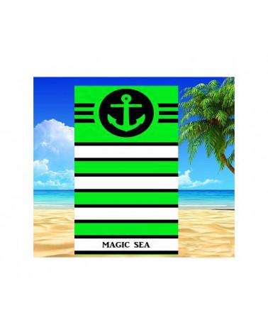Ręcznik plażowy 90x170 kąpielowy bawełna egipska PL457
