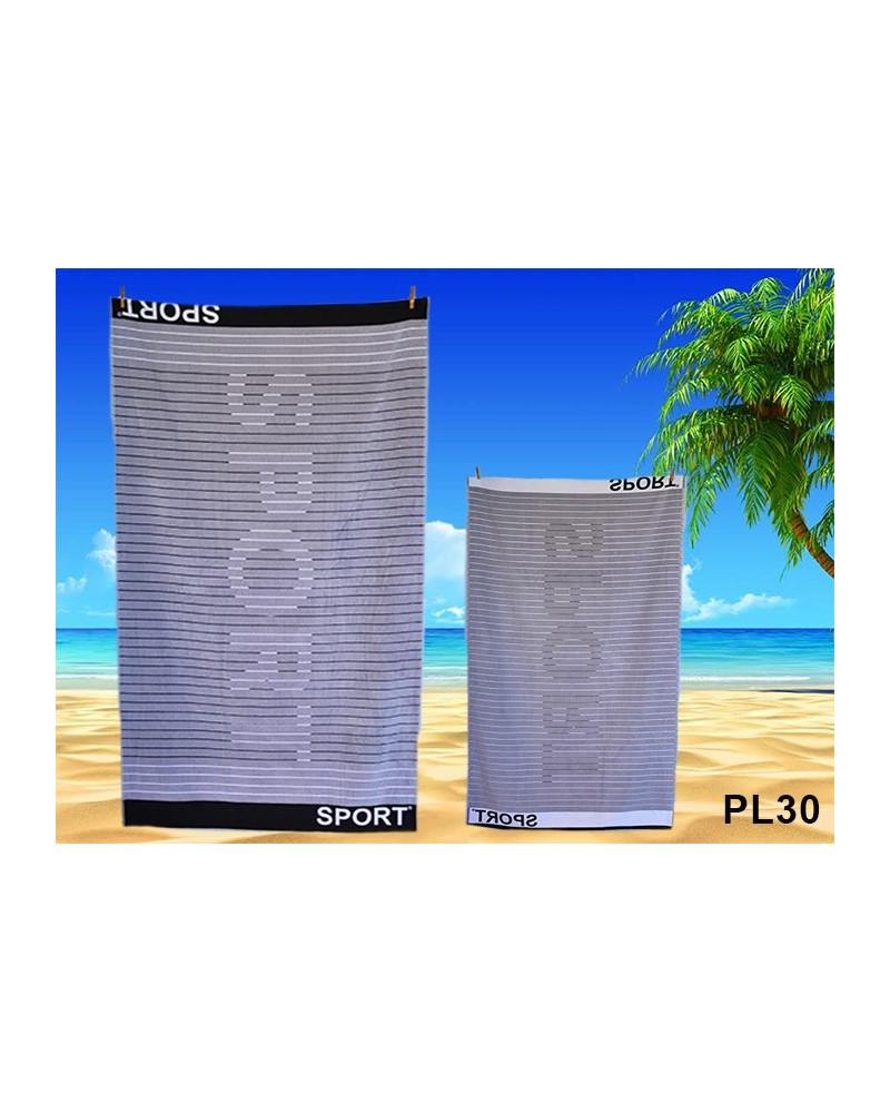 Ręcznik plażowy, kąpielowy bawełna egipska RĘCZNIK PLAŻOWY, KĄPIELOWY PL30