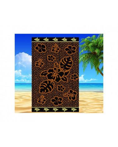 Ręcznik plażowy 90x170 kąpielowy bawełna egipska PL482