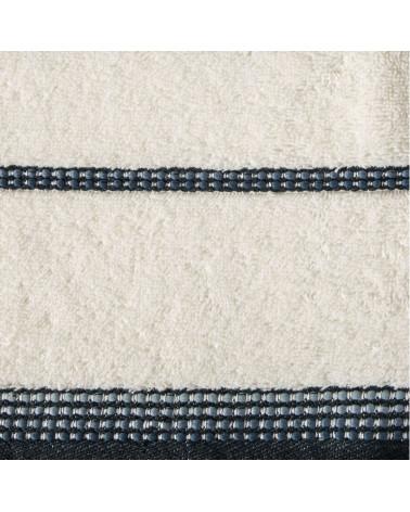 Ręcznik KORA Eurofirany, dwa rozmiary, krem