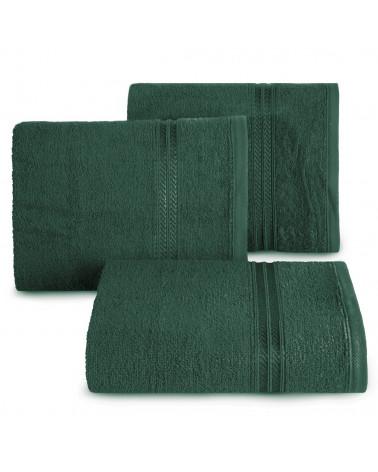 Ręcznik LORI Eurofirany, trzy rozmiary, c.zielony