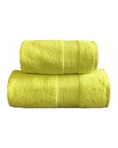 Ręcznik kąpielowy, łazienkowy, 100% bawełniany zielony