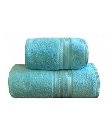Ręcznik kąpielowy, łazienkowy, 100% bawełniany turkus