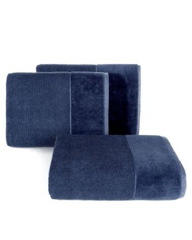 Ręcznik LUCY Eurofirany Granat 100% Bawełna