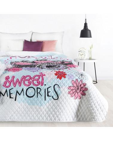 Narzuta na łóżko SWEET 200x220 design 91