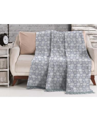 Koc świąteczny bawełna 150x200 M17776 Darymex
