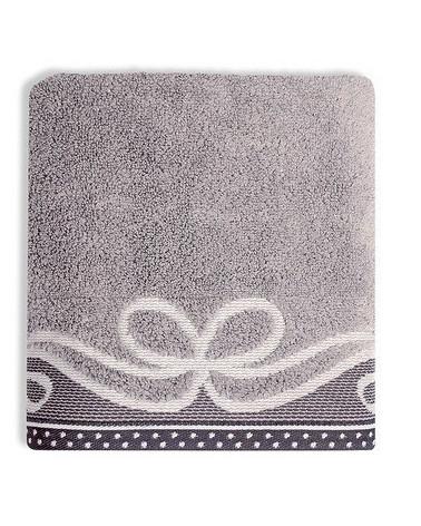 Ręcznik frotte ARCO Greno Popiel 100% Bawełna dwa rozmiary  Ręcznik ARCO GRENO Popiel 100% Bawełna