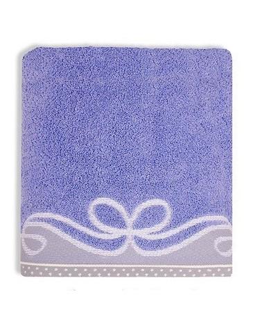 Ręcznik frotte ARCO Greno Niebieski 100% Bawełna dwa rozmiary  Ręcznik ARCO GRENO Niebieski 100% Bawełna
