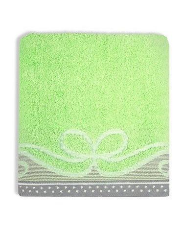 Ręcznik ARCO GRENO Zielony 100% Bawełna