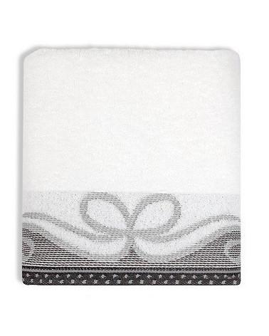 Ręcznik frotte ARCO Greno Biały 100% Bawełna dwa rozmiary  Ręcznik ARCO GRENO Biały 100% Bawełna