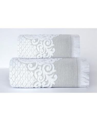 Ręcznik French Greno 480gsm biały