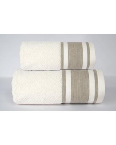 Ręcznik Italian Greno 500gsm krem