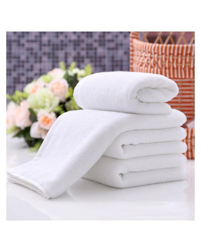 Ręcznik hotelowy 550gsm Profesjonalny Biały dwa rozmiary Ręcznik hotelowy 550gsm Profesjonalny Biały