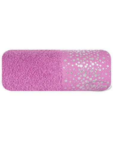 Ręcznik bawełniany DORIN Eurofirany amarant  Ręcznik DORIN Eurofirany