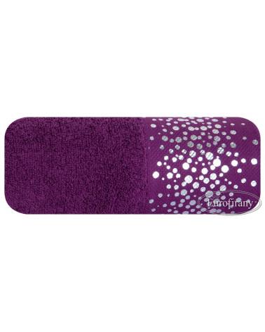 Ręcznik bawełniany 50x90 DORIN Eurofirany fiolet  Ręcznik DORIN Eurofirany