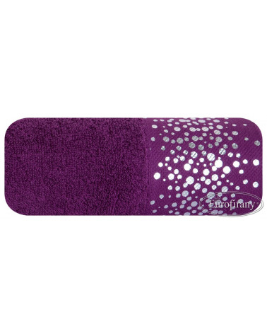 Ręcznik frotte 50x90 DORIN Eurofirany fiolet  Ręcznik DORIN Eurofirany