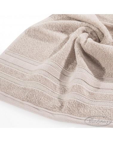 Ręcznik frotte JUDY Eurofirany dwa rozmiary jasny róż