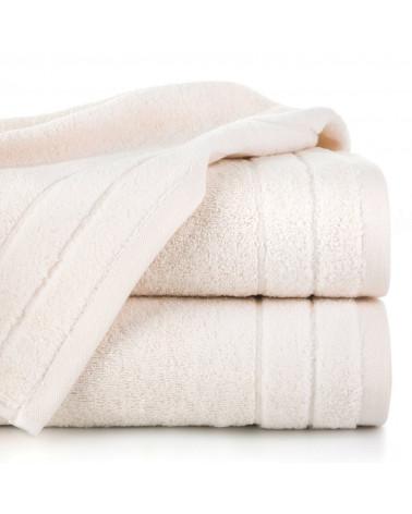 Ręcznik frotte DAMLA Eurofirany 100% Bawełna J.Róż dwa rozmiary