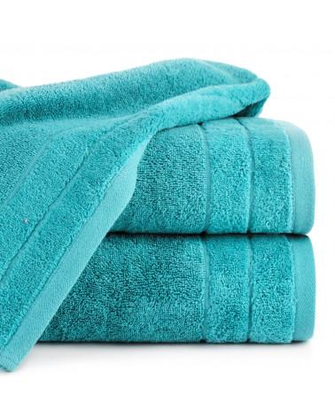 Ręcznik frotte DAMLA Eurofirany 100% Bawełna J.Turkus dwa rozmiary