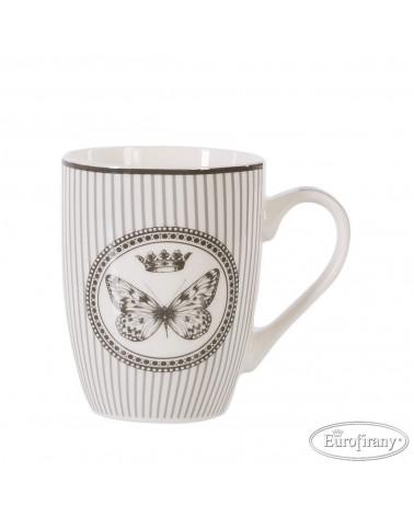 Kubek ceramiczny LAURA Eurofirany