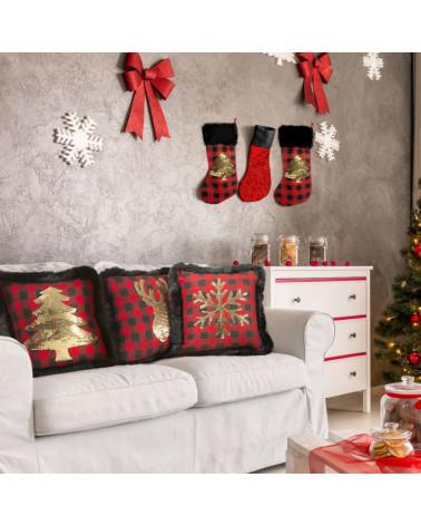 Poszewka świąteczna 40x40 MARGIE Eurofirany
