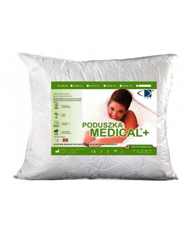 Poduszka MEDICAL+ 50x60 Pikowana Zamek