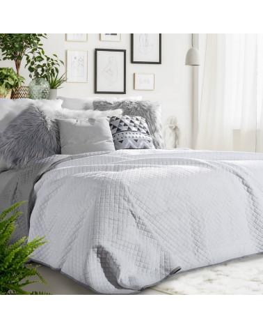 Narzuta na łóżko welurowa 170x210 FILIP Eurofirany