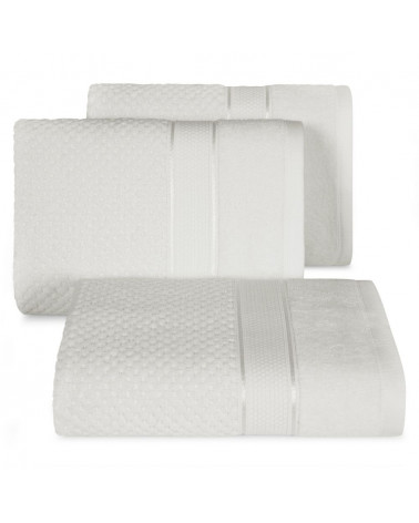Ręcznik bawełniany JESSI Eurofirany Biały