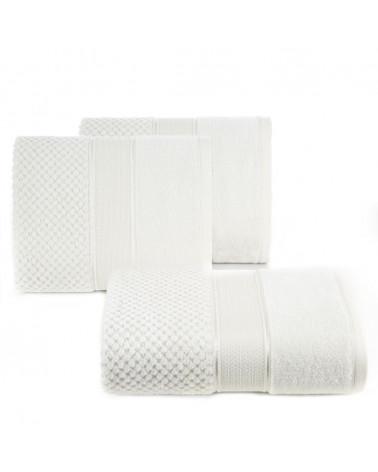 Ręcznik bawełniany JESSI Eurofirany Kremowy