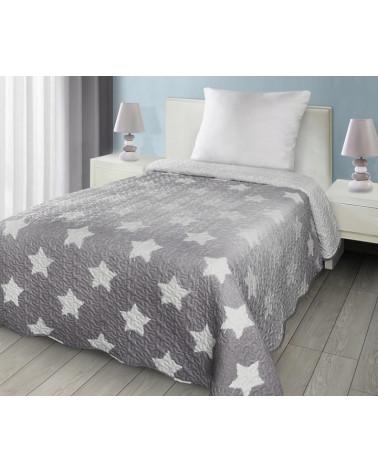 Narzuta na łóżko 170x210 STARS Eurofirany