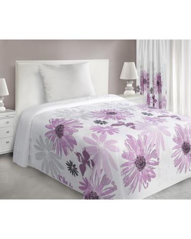 Narzuta na łóżko 170x210 MARGARITA Eurofirany Różowa