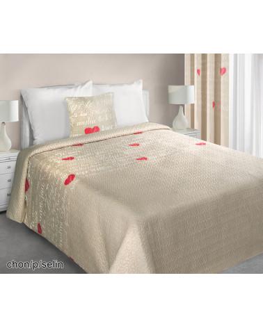 Narzuta na łóżko 170x210 SELIN Eurofirany