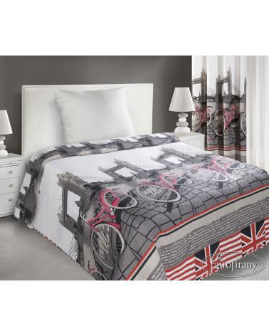 Narzuta na łóżko 170x210 USA2 Eurofirany