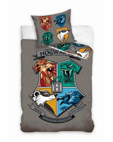Pościel dziecięca Harry Potter 160x200 100% Bawełna Carbotex HP201041