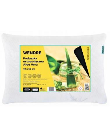 Poduszka Ortopedyczna Aloesowa 40x60 Wendre